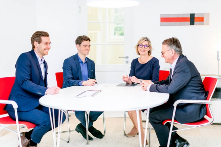 Steuerberater Dietloff und Oettinger, Starnberg: Teambesprechung
