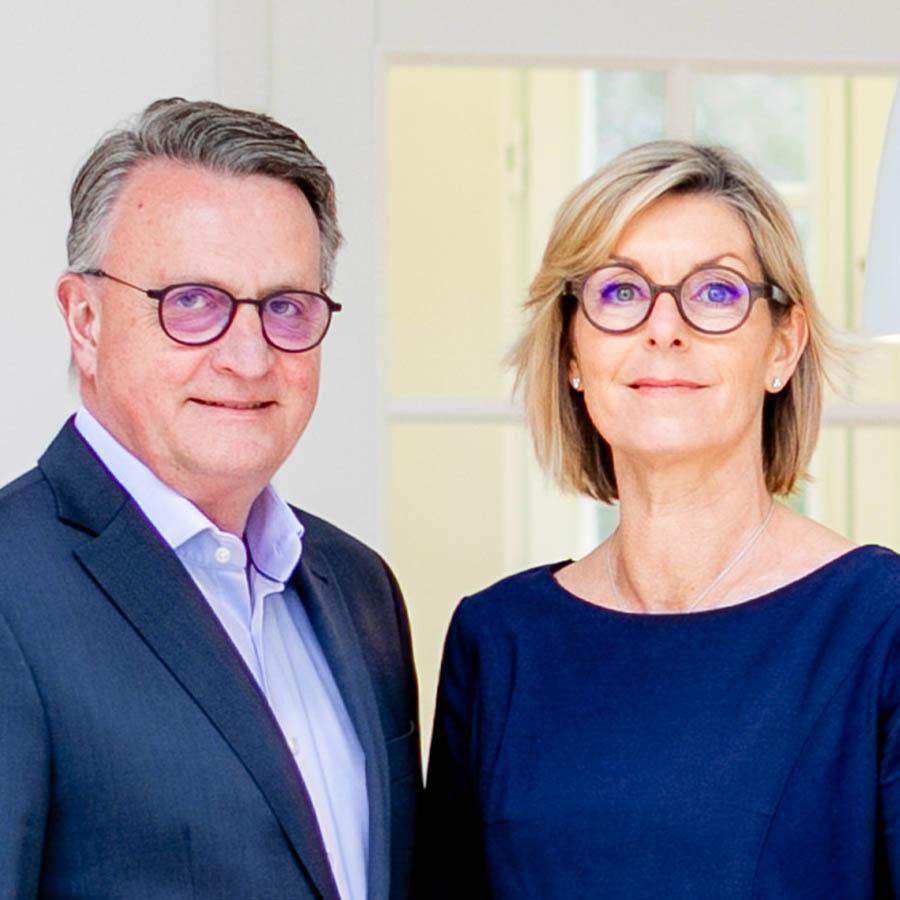 Achim und Sabine Oettinger, Steuerberater Dietloff und Oettinger, Starnberg bei München