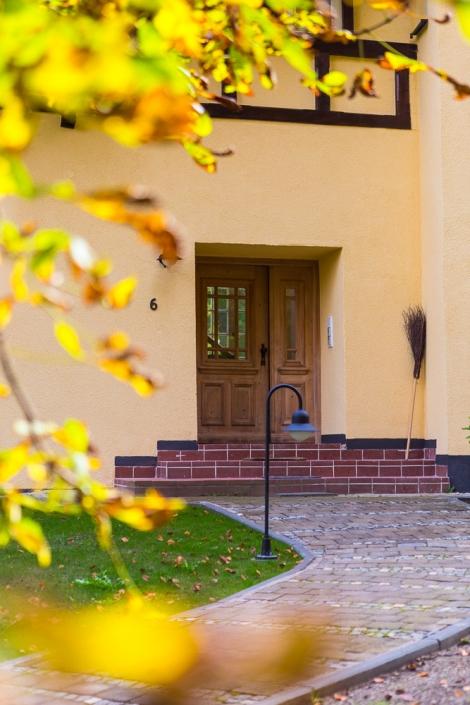 Steuerberatung Dietloff und Oettinger, Starnberg: Eingang