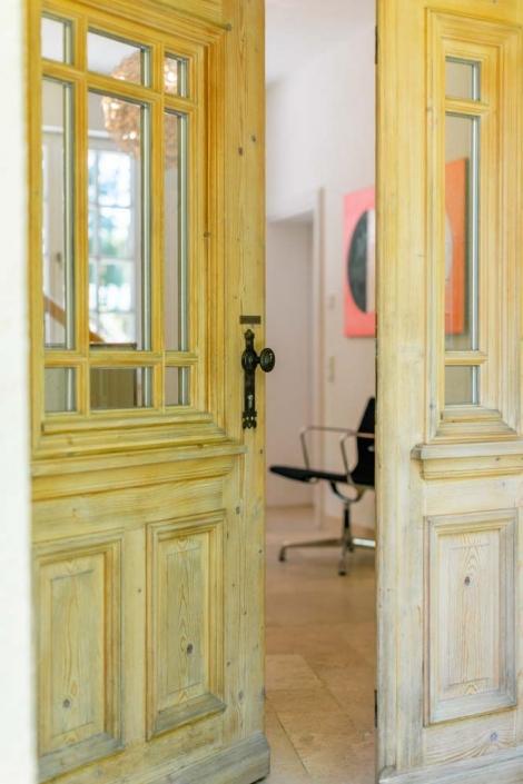 Steuerkanzlei Starnberg Dietloff und Oettinger: Eingang